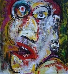 28. 26 x 24 oil on canvas 1997